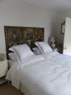 Good quality bedding makes for a good night's sleep.
