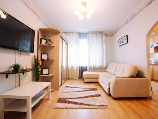 Nice 1-room apartment located close to the Garden, Moscú
