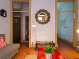 Living room: 2 sofa-bed for 2 (sleep 4)