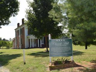 Church Hill at Timber Ridge Plantation