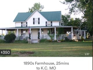 1890's Farmhouse, Louisburg