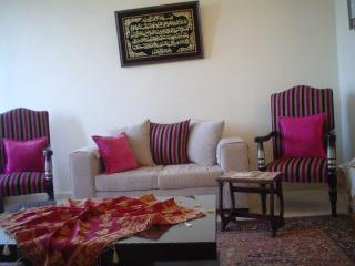Full Furnished Apt in Beirut, Verdun Best Location, Beyrouth