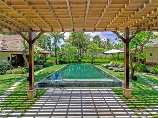 Villa Asmara - Main house terracing