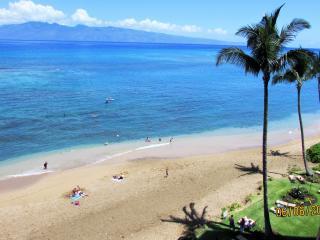 Royal Kahana Maui,  A/C, Oceanview Studio RK316, Lahaina