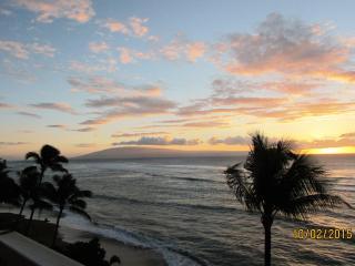 Royal Kahana Maui,  A/C, Oceanview Studio RK316