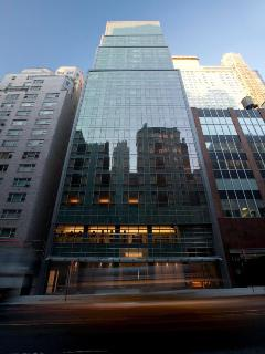 W57 St Exterior View