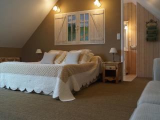 """chambres d'hôtes A l'orée du bois """"champêtre"""" SPA, Pommerit-le-Vicomte"""