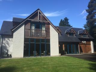 Glenardle Lodge, Blairgowrie
