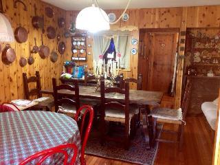 Splendido appartamento con Giardino, Champoluc