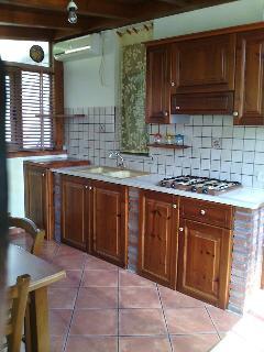 Cucina in chiave Rustica