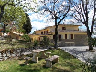 Villa Merlo, Monteriggioni