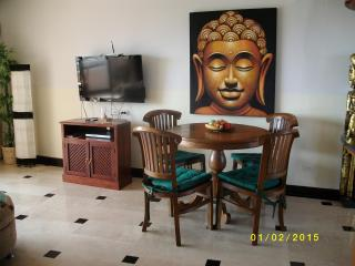 Appartamento con Jacuzzi inVip Condo Chain Resort, Rayong