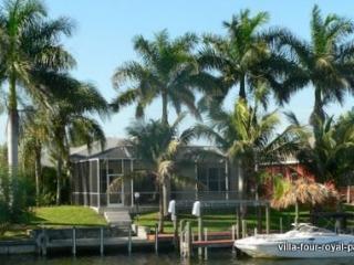Villa Four Royal Palms, Cape Coral