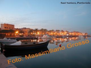 Villetta Gianna - Sant'Antioco, pressi centro