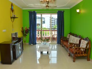 Ruby Residency Residential & Resorts 2Bedroom Apt, Palolem