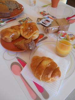 Questa è una delle nostre speciali colazioni fornite a tutti gli ospiti
