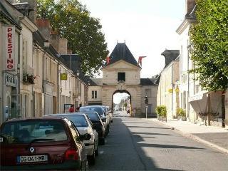 Historisches Stadthaus im Herzen von Richelieur
