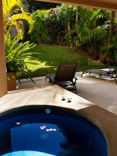 Riviera Maya Haciendas, Casa Arena - Chaises Lounges, Terrace And Jacuzzi