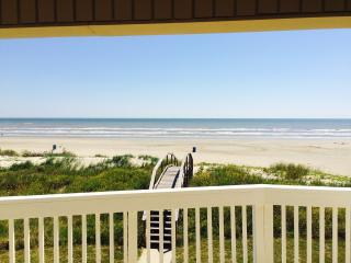 Spectacular Beachfront Vacation Home, Galveston