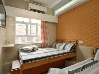 Studio Rooms for backpacker @Prince Edward, Hongkong