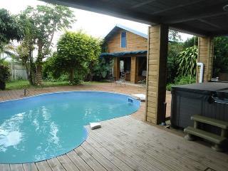 villa +200m2 avec piscine, Le Tampon