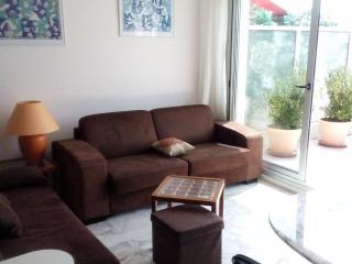 Appartement 2 terrasses aux Arènes de Cimiez, Niza