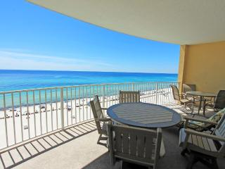 Twin Palms #804-2BR/2BA-*10%OFF Apr1-May26*Gulf Front-Spacious Balcony-Panama City Beach!