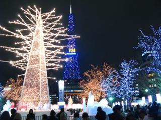 Sapporo 4 people OK from one day,