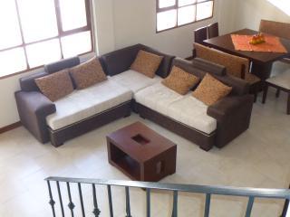 Apartamento Duplex La Basílica, Quito