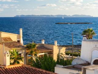 Bonito apartamento junto al mar., Colonia de Sant Jordi