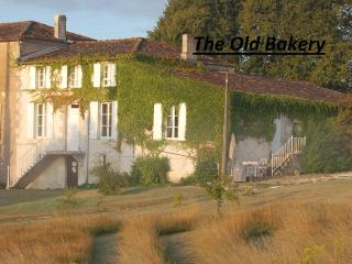 The Old Bakery at La Flotte, Mortagne-sur-Gironde