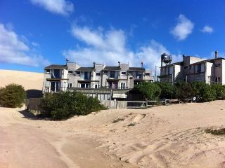 La Amistad Cottages View from the Beach