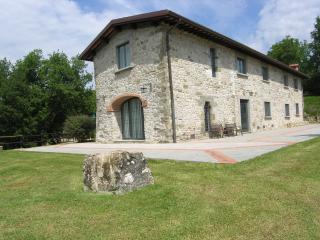 Villa Santa Maria a Bovino, Borgo San Lorenzo