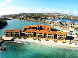 2 bedroom penthouse with ocean view at Palapa Beach Resort, Willemstad