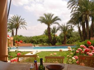 Riad  and villa at Marrakech