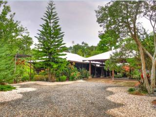 Charming mountain cottage with japanese garden, Jarabacoa