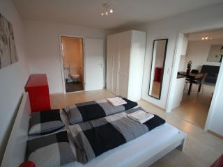 ZH Khaki - Letzigrund HITrental Apartment, Prichovice