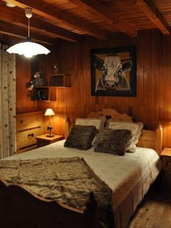 Chambre 1  - Bedroom 1 Lit double (200x160)