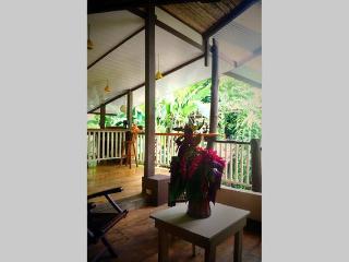 Casa Manu Ciao (3-5p) Playa Cocles