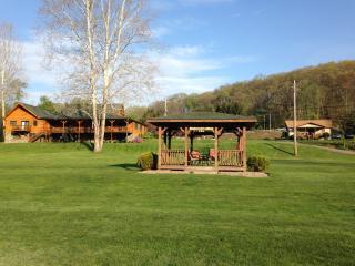 Rough Cut Lodge, Gaines