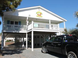 Keylime Cottage - Ocean Isle Beach Gem!