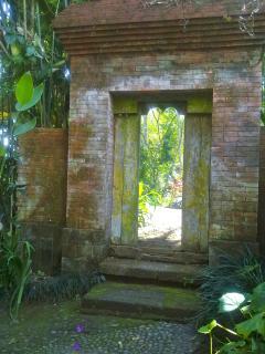 Antique Entrance Gateway