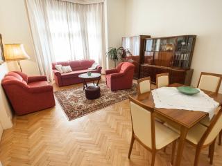 104m² charmant Budapest centre