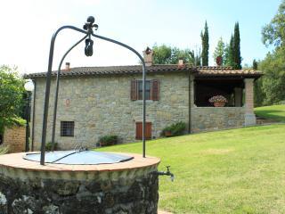 VILLA BACCHE ROSSE Tuscany Casentino