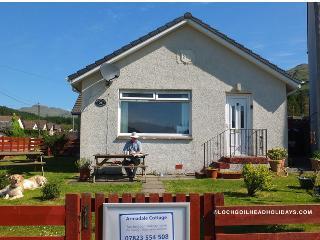Armadale Cottage in Lochgoilhead village