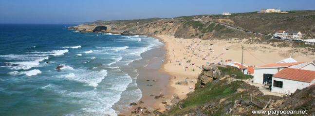 Praia dos Montes Clérigos Beach Montes Clérigos