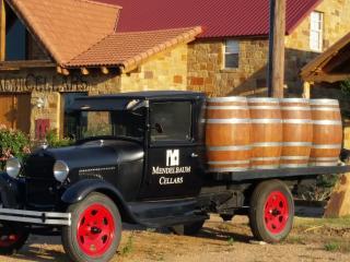 Mendelbaum Winery Plum Cabin