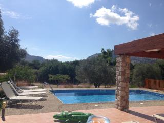 beautiful pool villa close to sandy beach Kolymbia, Kolimbia