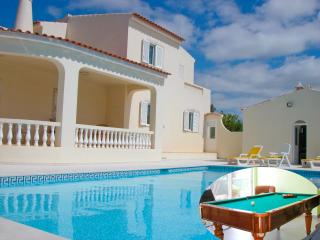Villa Miguel with private pool and snooker - 003M, Carvoeiro