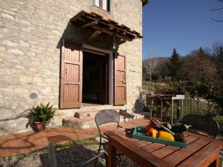 Chianti Sieci V apartment in Chianti Sieci with private garden & lift.
